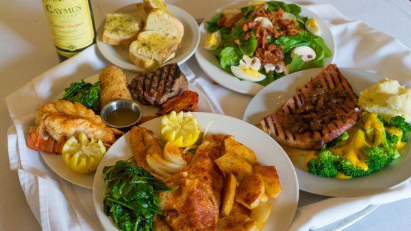 MapDavid s Restaurant. Roanoke Rapids Fine Dining. Home Design Ideas