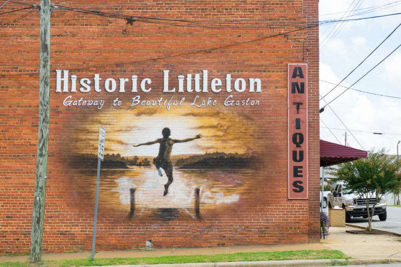 The Art of Napoleon Hill - Littleton, NC