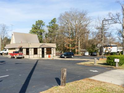 Places to eat in Halifax County, NC